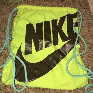 """Nike jaw string gym bag """"Men's"""""""
